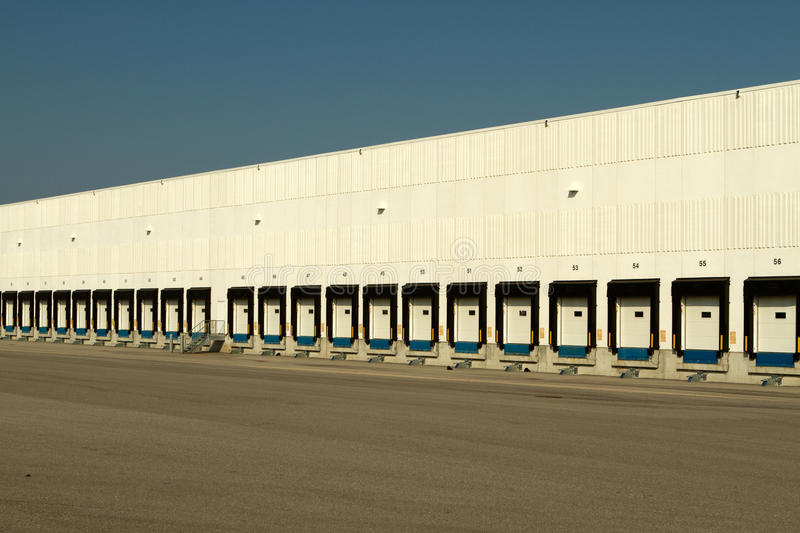 Download Logistic Loading Docks stock photo. Image of freight - 21814198
