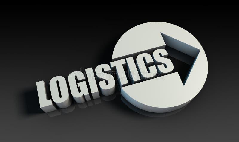 Logistique illustration de vecteur