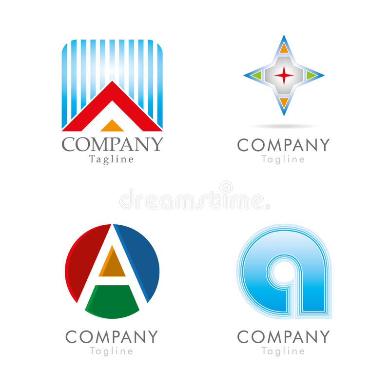 logo illustration de vecteur