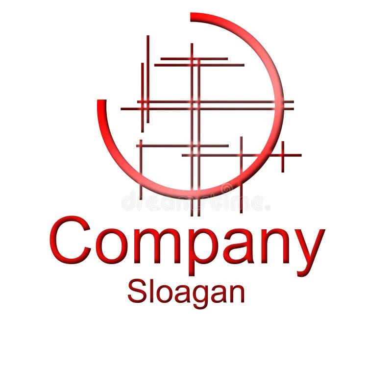 Logo royalty free stock photography