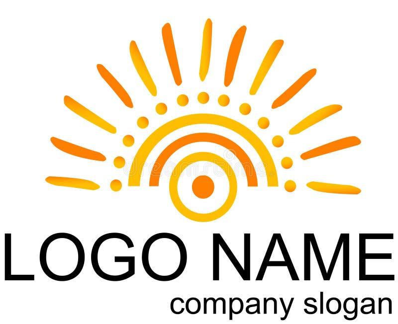 logo royaltyfri illustrationer