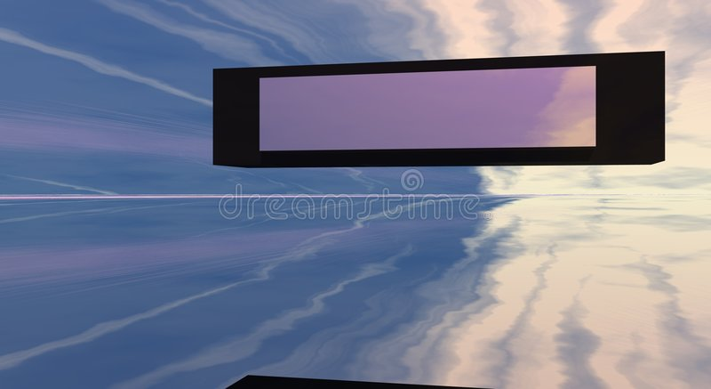 Download Logo stock illustration. Image of beauty, ozone, overcast - 7113782