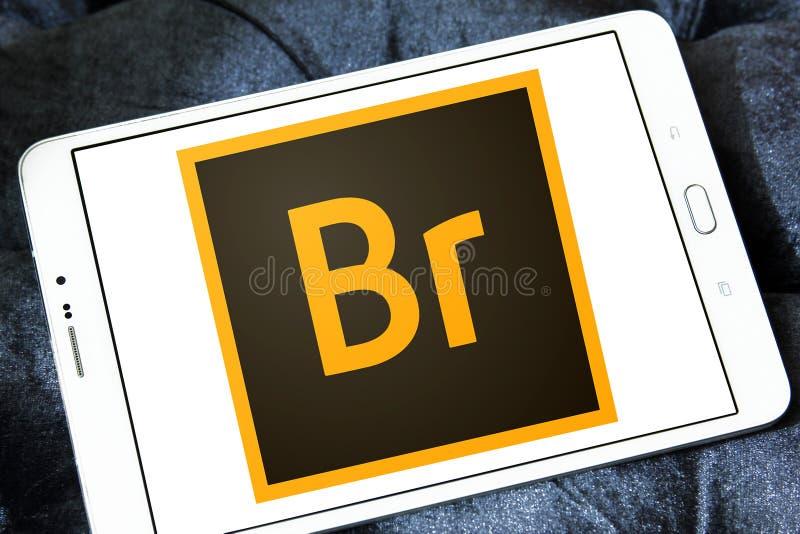 Adobe Bridge logo stock images