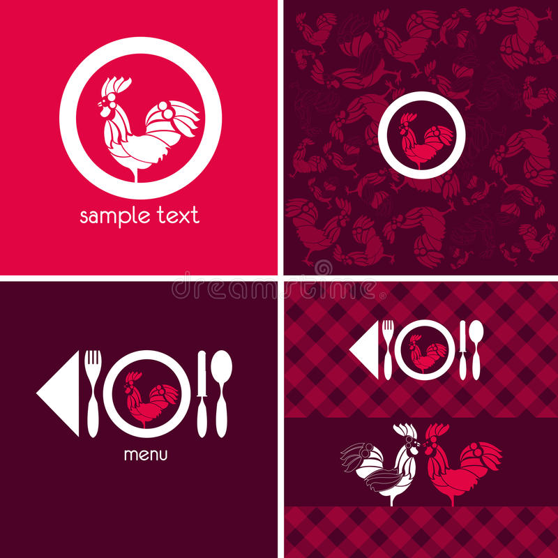 Free Logo And Background Royalty Free Stock Photography - 23181997