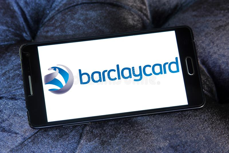 Barclaycard credit card company logo editorial stock image image download barclaycard credit card company logo editorial stock image image of business icon reheart Image collections