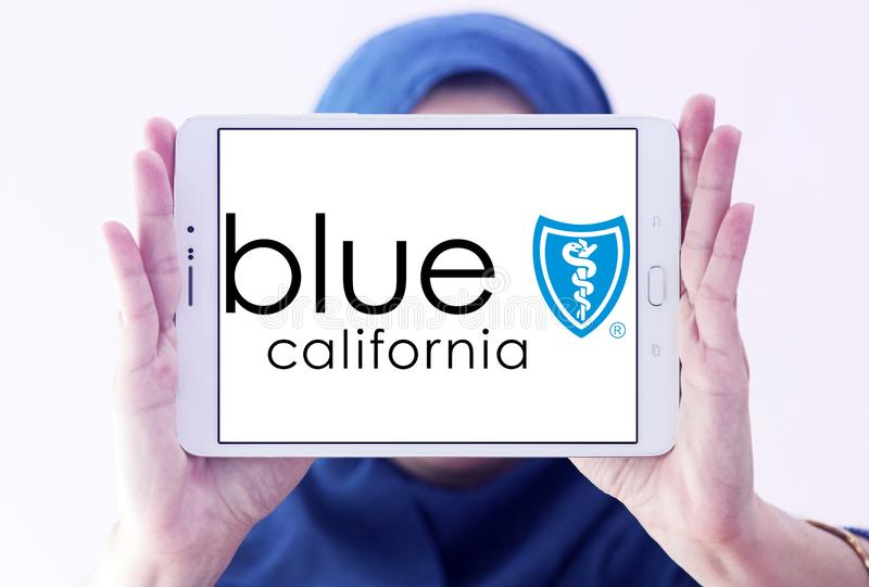 Blue Shield Of California Logo Editorial Image - Image of healthcare