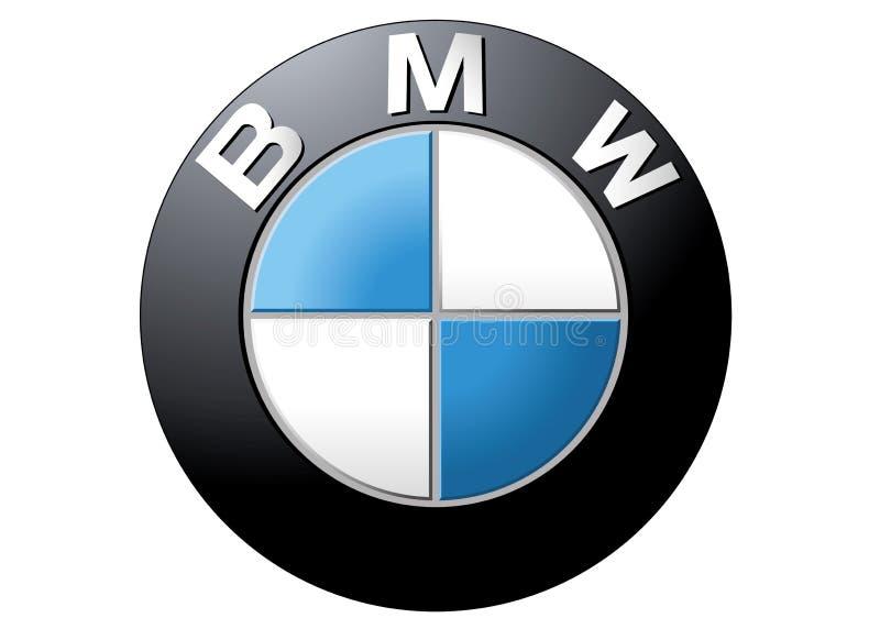 Logo BMW. Car color vector format aviable ai
