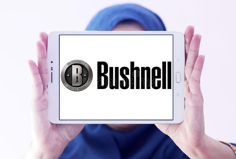 Logo Bushnell Corporation stockfotografie