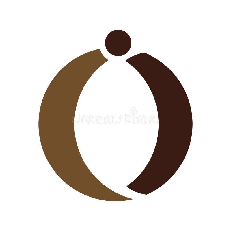 Logo For C I Letter In Two Color Stock Vector Illustration 106724912