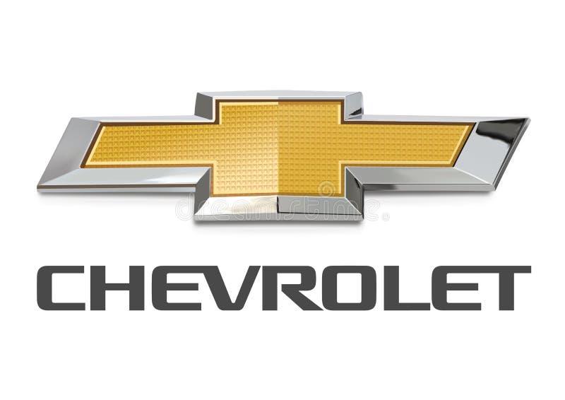 Logo Chevrolet. Car color vector format aviable ai
