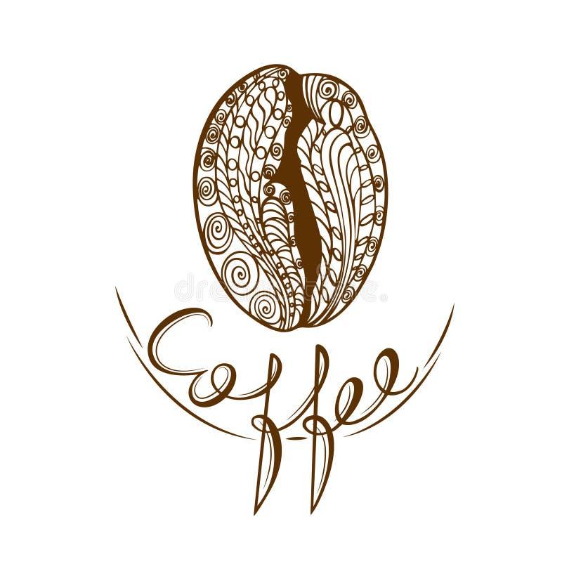 Logo Coffee photos libres de droits
