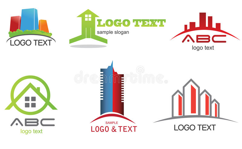 Logo colection vector illustration