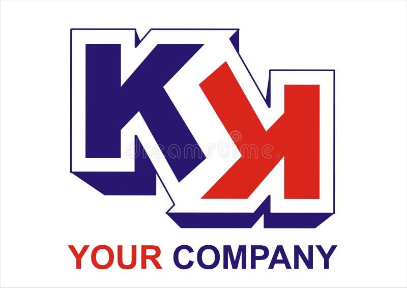 Logo company royalty free stock images