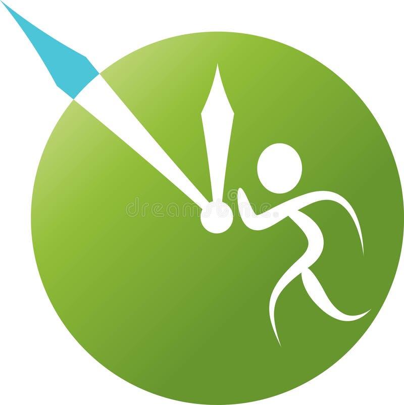 Logo d'affaires illustration stock
