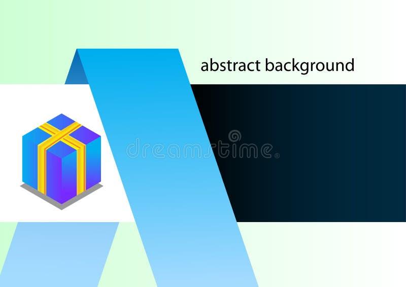 Logo d'affaires dans la conception moderne, illustrations illustration de vecteur