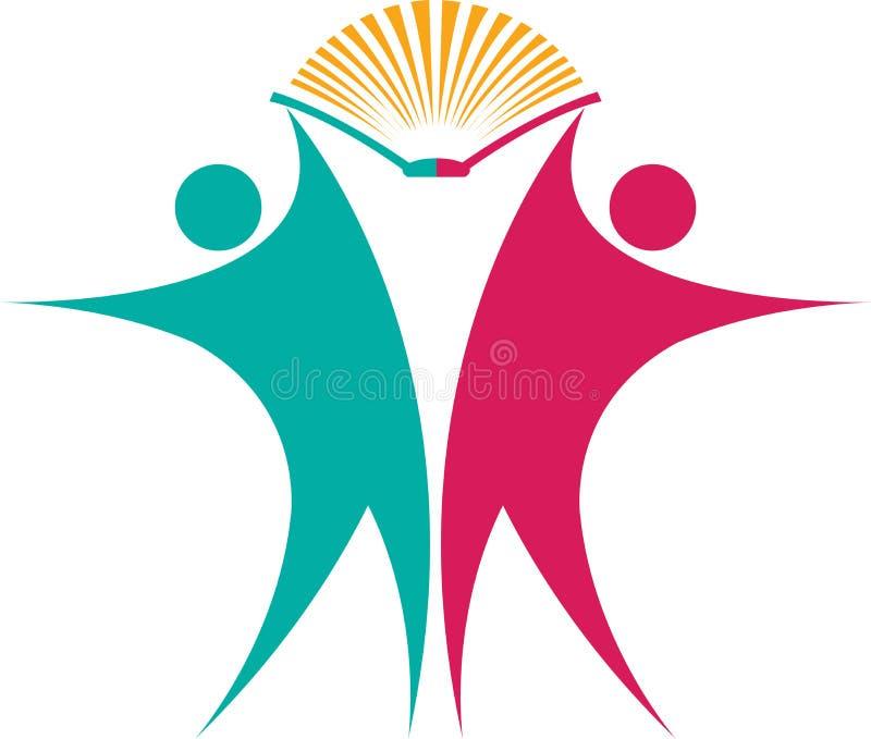 Logo d'Ation illustration libre de droits