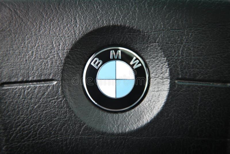 Logo de BMW photos libres de droits