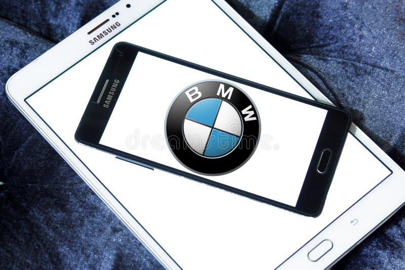 Logo de BMW photographie stock libre de droits