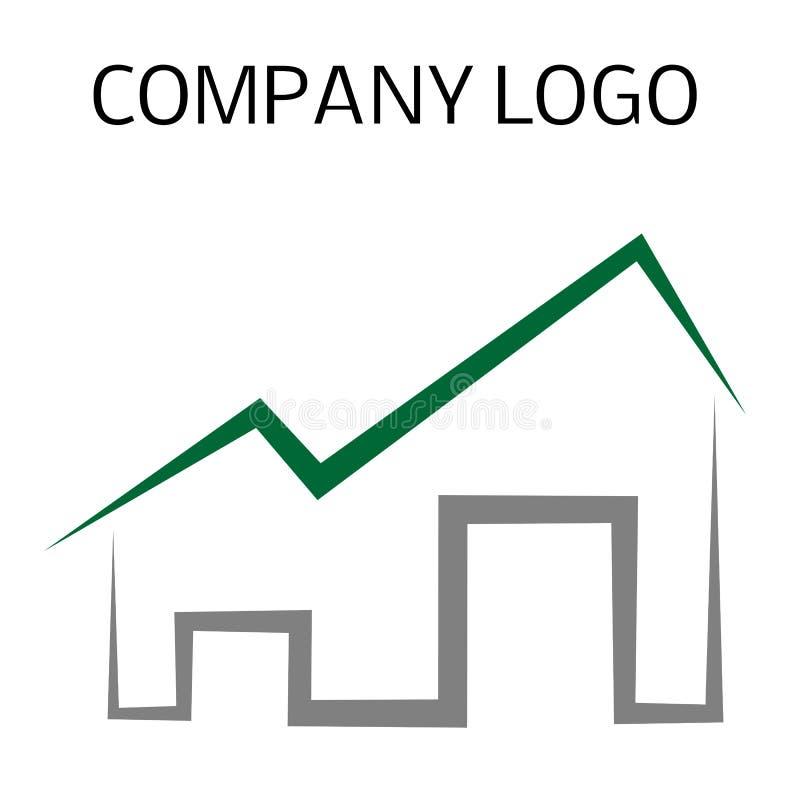 Logo de Chambre illustration libre de droits