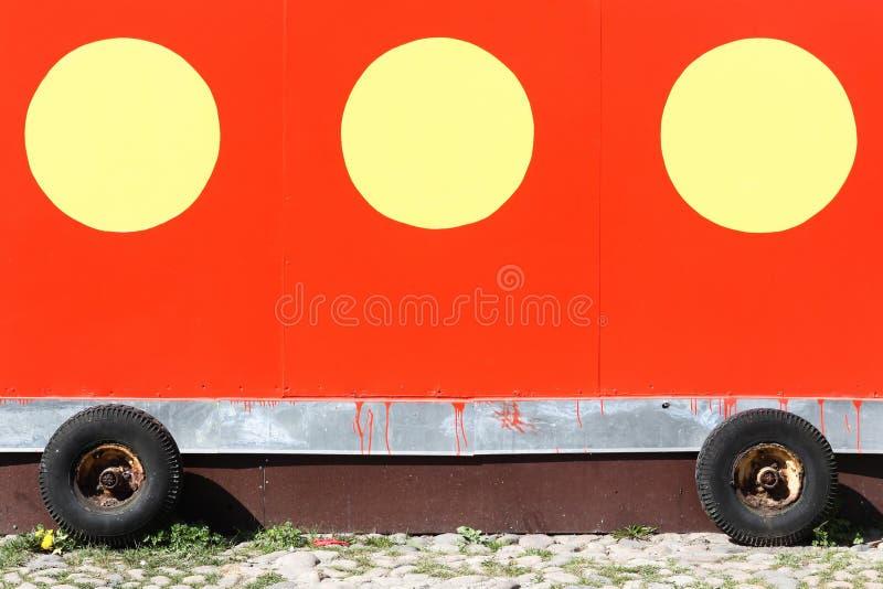 Logo de Christiania sur un mur images stock