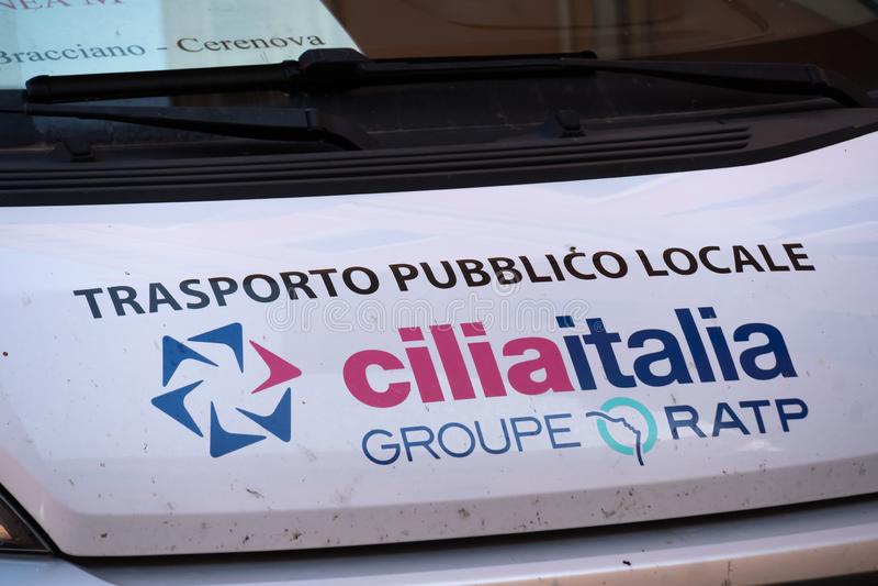 Logo de Cilia Italia image stock