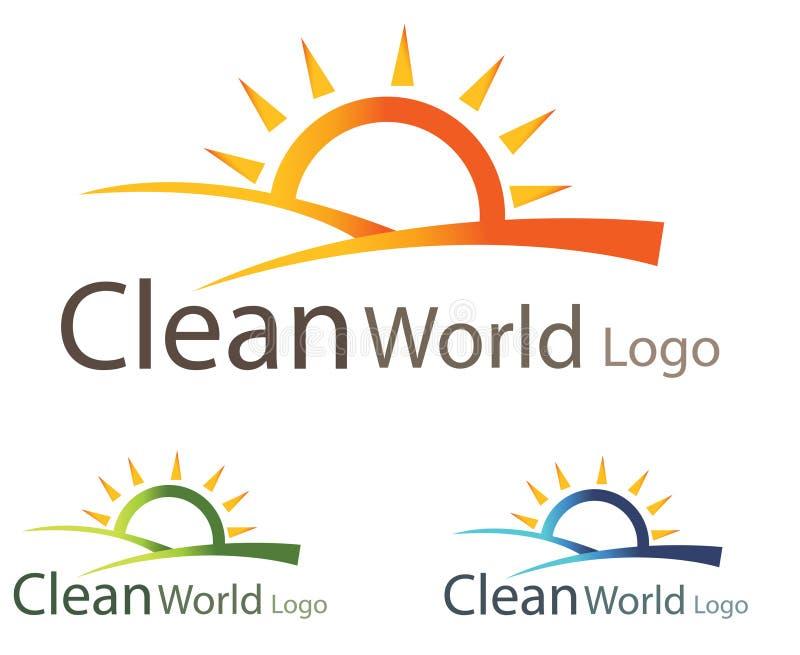 Logo de compagnie illustration de vecteur