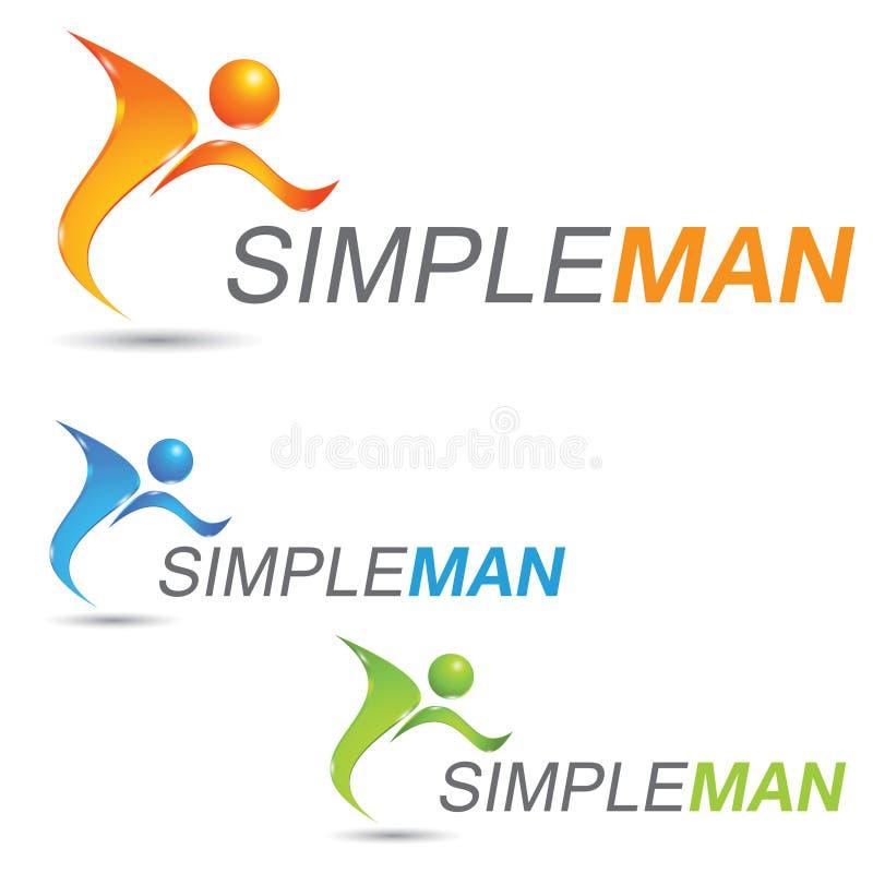 Logo de compagnie illustration stock
