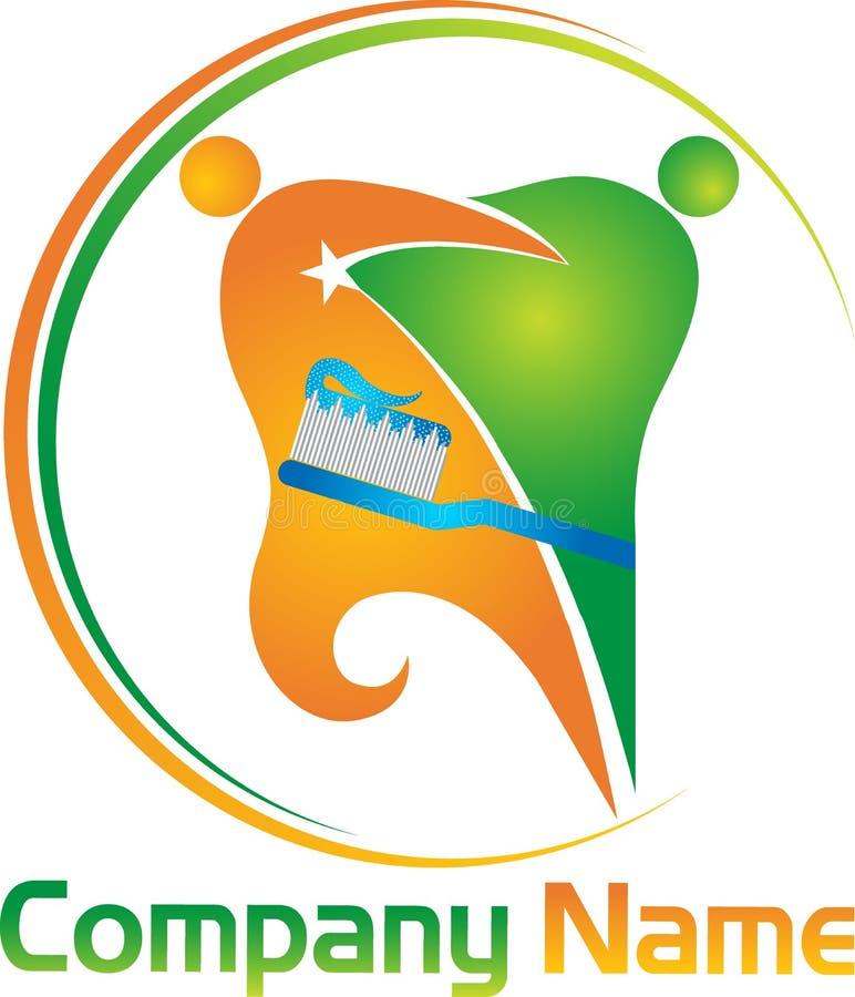 Logo de couples d'Ental illustration de vecteur