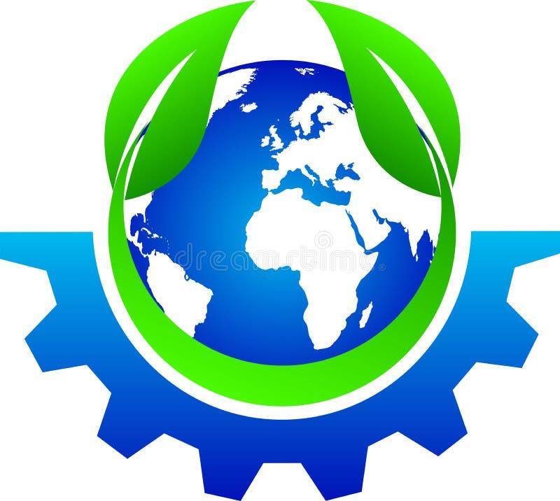 Logo de culture illustration libre de droits