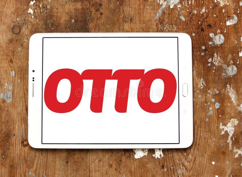 Logo de détaillant d'OTTO image libre de droits