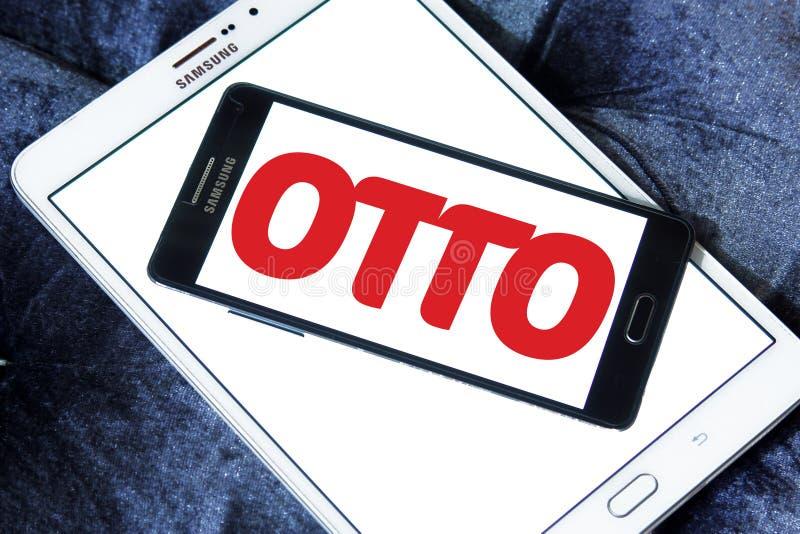 Logo de détaillant d'OTTO photo libre de droits