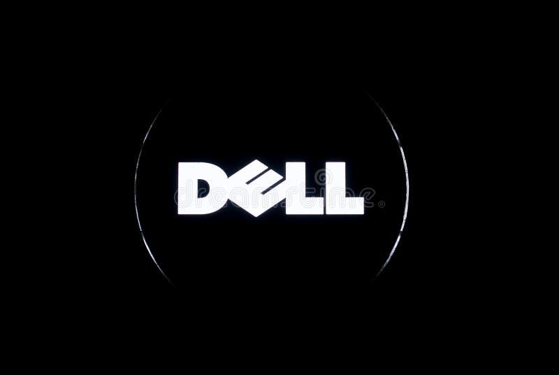 Logo de Dell photographie stock