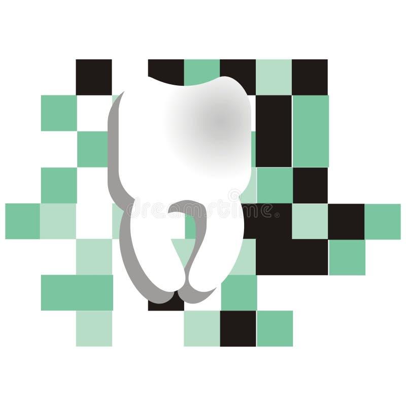Logo de dents illustration de vecteur