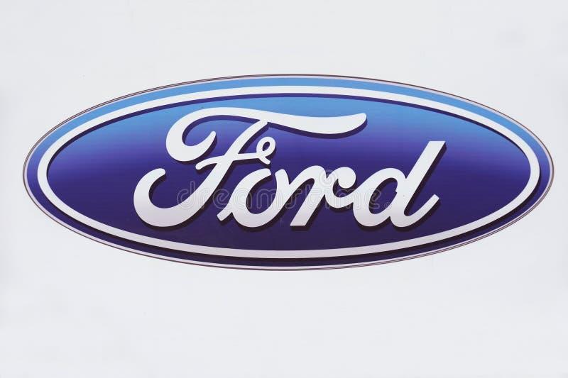 Logo de Ford images stock
