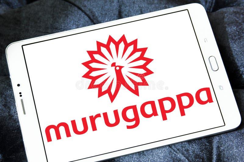 Logo de groupe de Murugappa image libre de droits