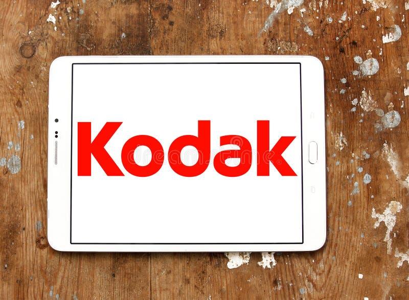 Logo de Kodak image stock