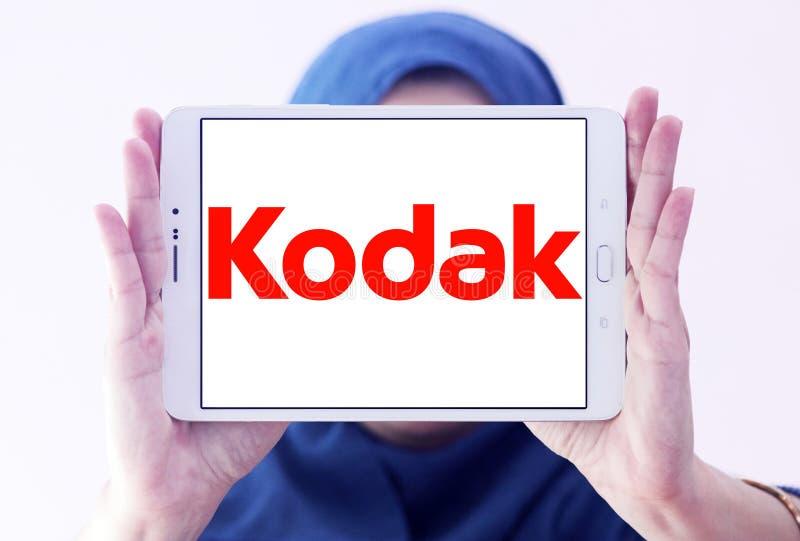 Logo de Kodak photo libre de droits