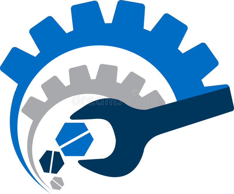 Logo de machine-outil