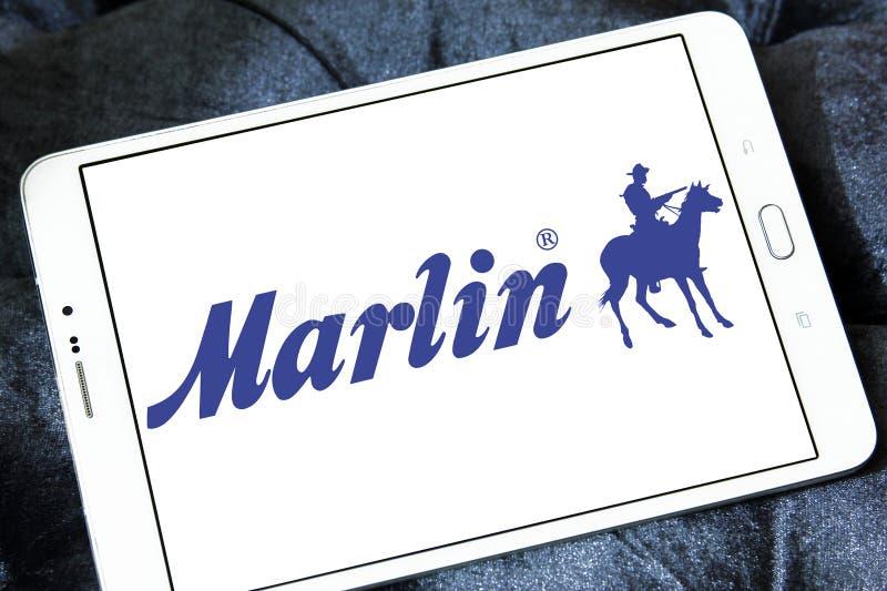 Logo de Marlin Firearms photo libre de droits