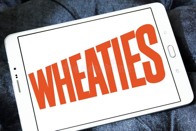 Logo de marque de Wheaties photographie stock libre de droits