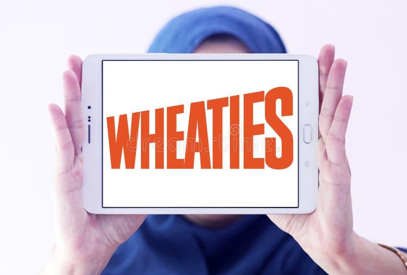 Logo de marque de Wheaties photos libres de droits
