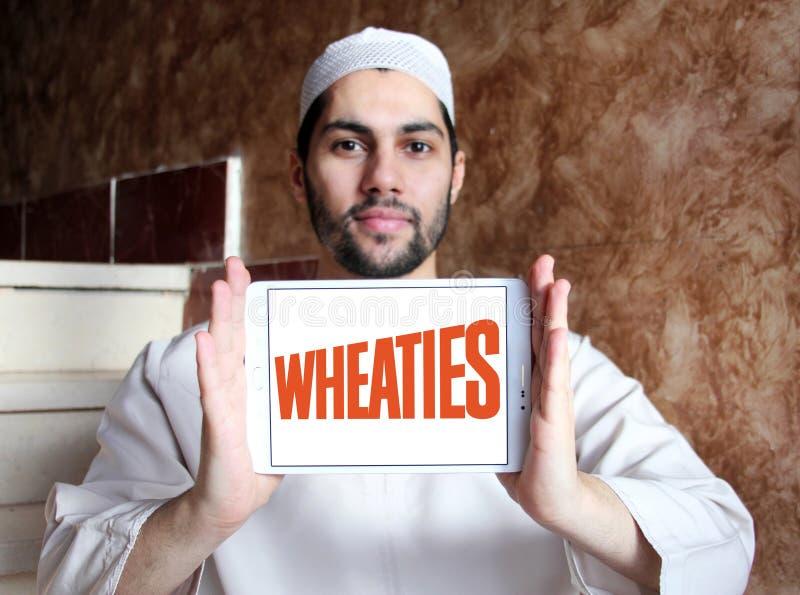 Logo de marque de Wheaties image stock