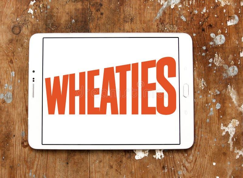 Logo de marque de Wheaties photo libre de droits