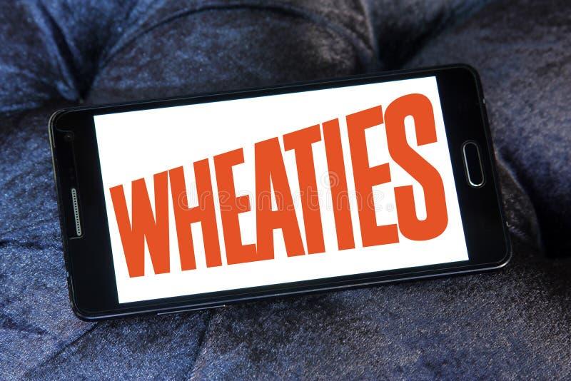Logo de marque de Wheaties image libre de droits