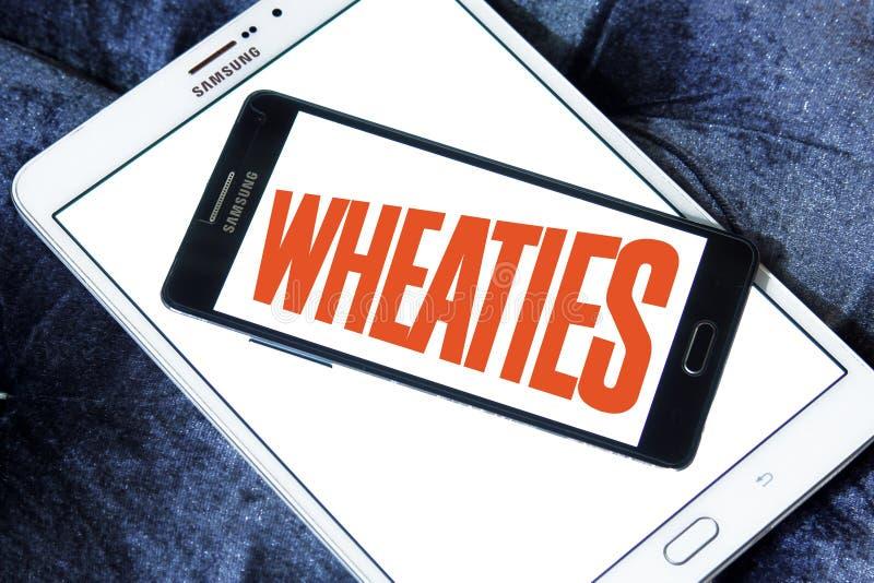 Logo de marque de Wheaties photos stock