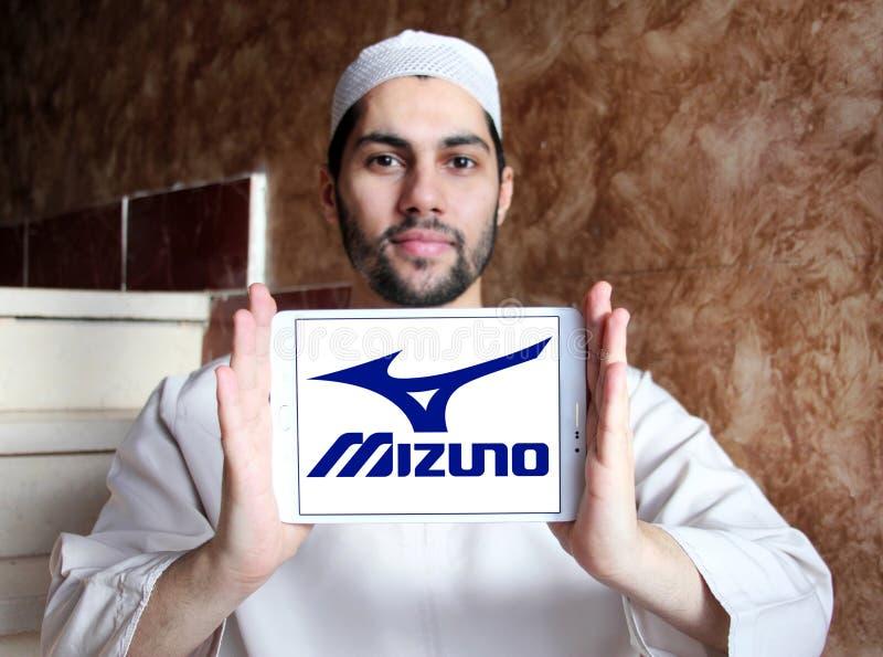 Logo de Mizuno Corporation images libres de droits