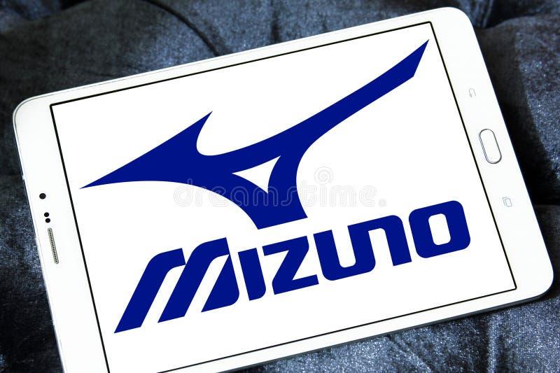 Logo de Mizuno Corporation image libre de droits