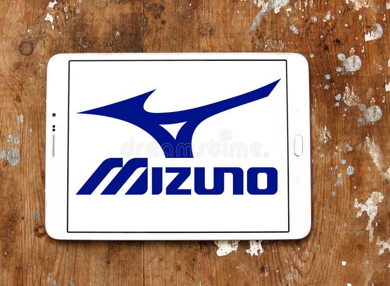 Logo de Mizuno Corporation photographie stock
