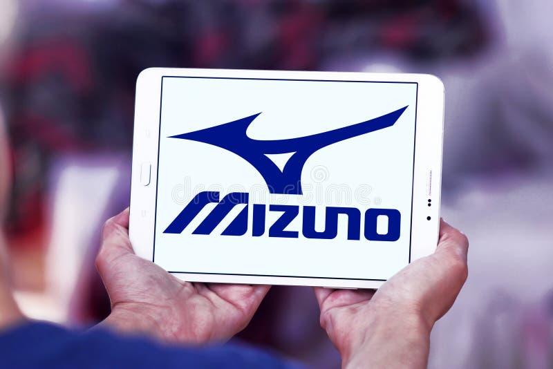 Logo de Mizuno Corporation photo libre de droits