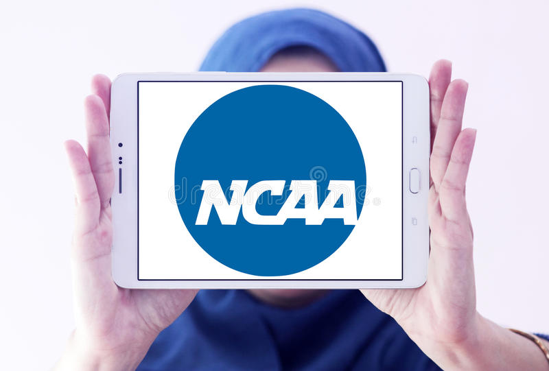 Logo de NCAA photographie stock